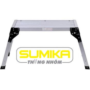 Thang nhôm có bệ đỡ Sumika SKW 201