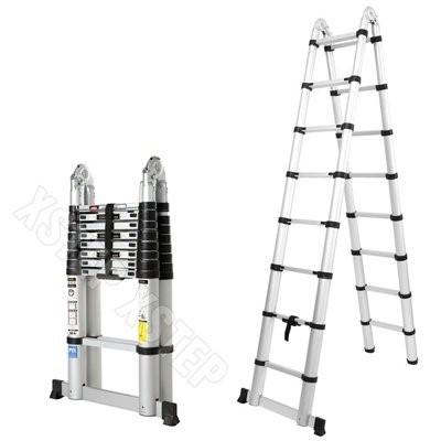 Thang nhôm Xstep XM-25 phù hợp để sử dụng cho các công việc đòi hỏi độ cao