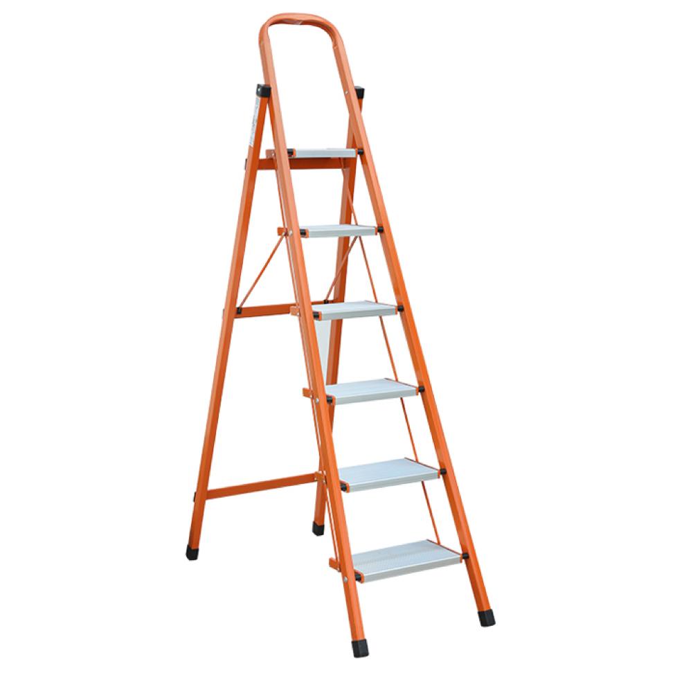 Gợi ý 5 mẫu thang nhôm sử dụng để thắp nhang trong phòng thờ