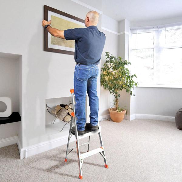 3 sản phẩm thang nhôm ghế có tay vịn được yêu thích năm 2018