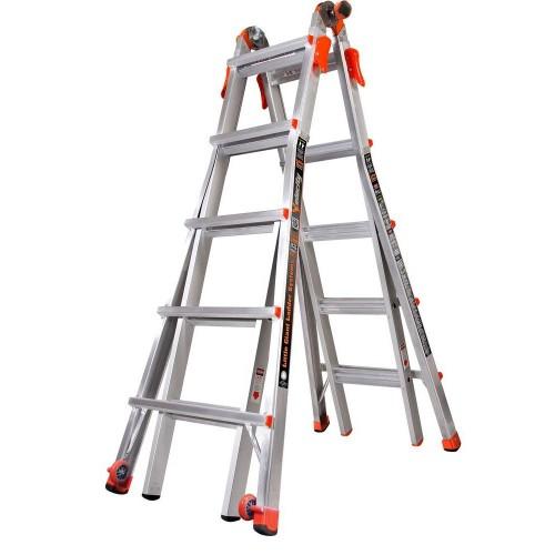 Lựa chọn thang nhôm dựa trên thông số kỹ thuật