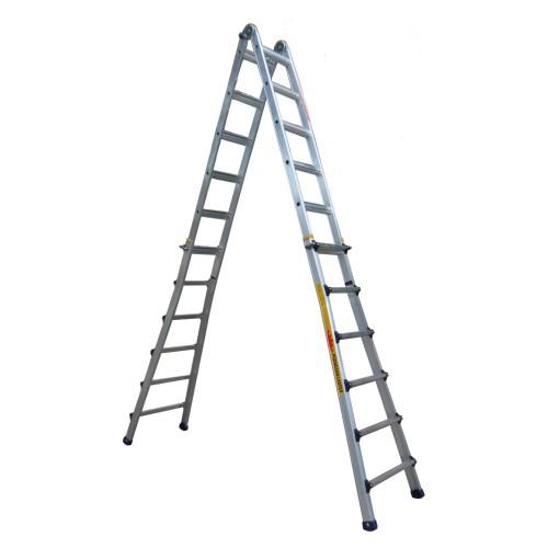 Giới thiệu mẫu thang nhôm Poongsan PS - 46