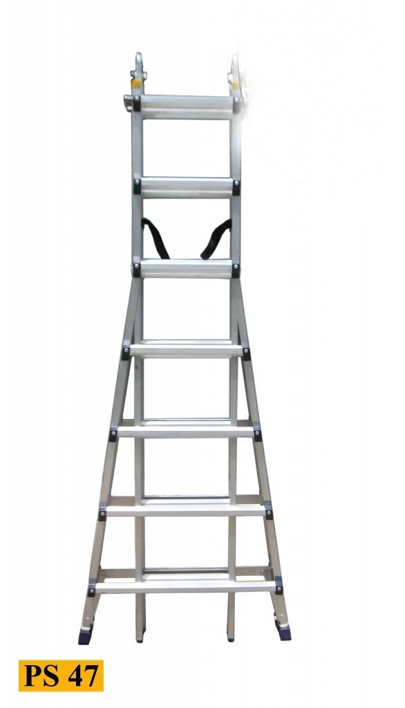 Ưu điểm của thang nhôm Poongsan PS 47