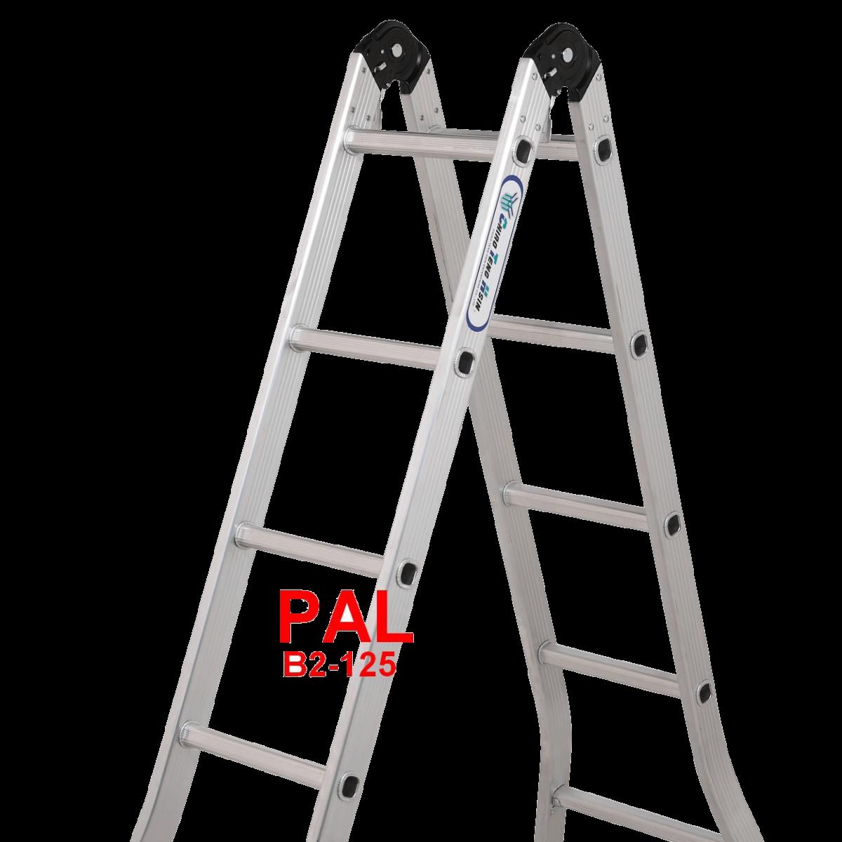 3 sản phẩm Thang nhôm gấp PAL phổ biến nhất 2018