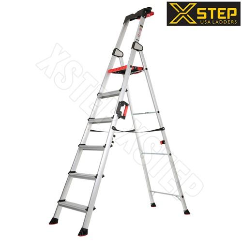Thang nhôm ghế Xstep XL-06