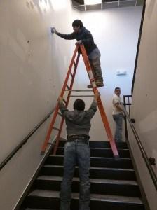 Lưu ý khi sử dụng thang nhôm