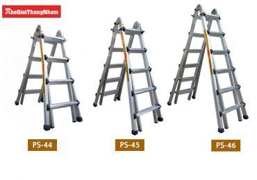 3 Mẫu thang nhôm Poongsan được mọi gia đình lựa chọn 2018