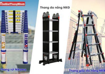 Nhà chung cư nên sử dụng loại thang nhôm nào phù hợp?