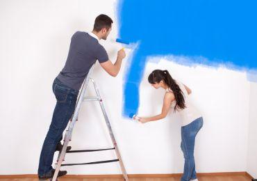 Sơn sửa nhà cửa cần chú ý những gì