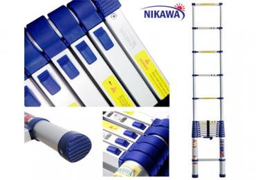Cách sử dụng và bảo quản thang nhôm Nikawa NK-48